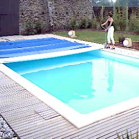 quelle bache sous piscine