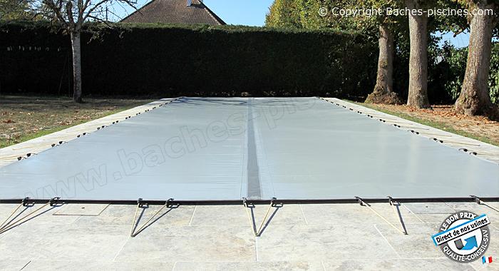 Couverture piscine hiver à prix usine.