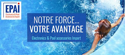 EPAI: partenaire texipool en enrouleurs de baches de piscine.