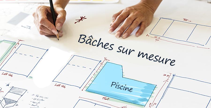 BACHE SUR MESURE