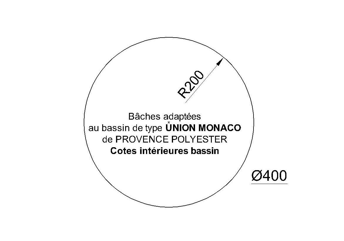 Bâches Adaptées Monaco Union P.P.P