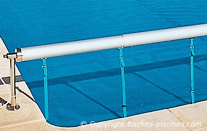 Bache piscine l 39 offre prix discount pour votre piscine for Taille standard piscine
