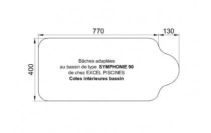 bache hiver piscine onyx. Black Bedroom Furniture Sets. Home Design Ideas