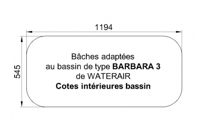 barbara 3 adaptée waterair