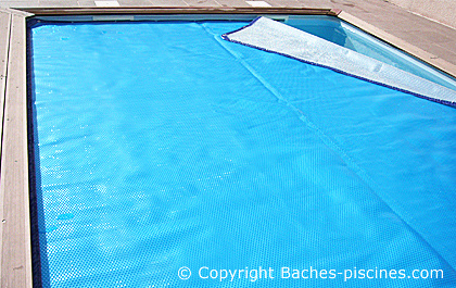 Bache a bulle 6x4 beautiful sunbay bche duhivernage pour for Piscine hors sol 6x4