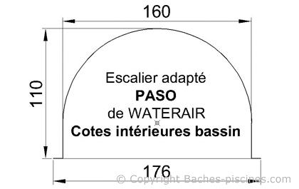 ESCALIER PASO WATERAIR