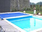 manivelle enroulement piscine