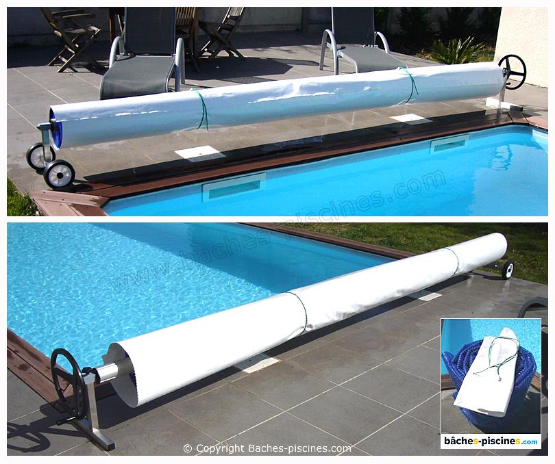 Bachette protection bache bulle t for Bache a bulle sur mesure pour piscine