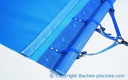 Accessoires et pi ces d tach es pour baches de piscines for Pieces detachees pour enrouleur bache piscine