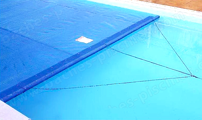 Tirer bache piscine easy bulle for Bache piscine bulle