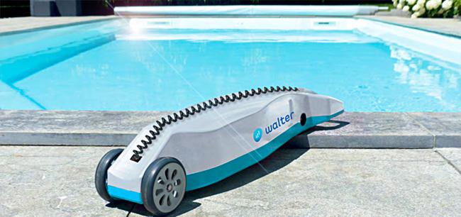 Motorisation enroulement couverture piscine à barres