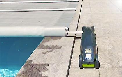 Couverture piscine walu power motorisée