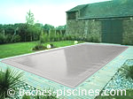 Couleur filet GRIS piscine