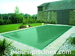 Couleur filet VERT piscine