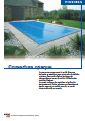 Bache hivernage piscine alliance