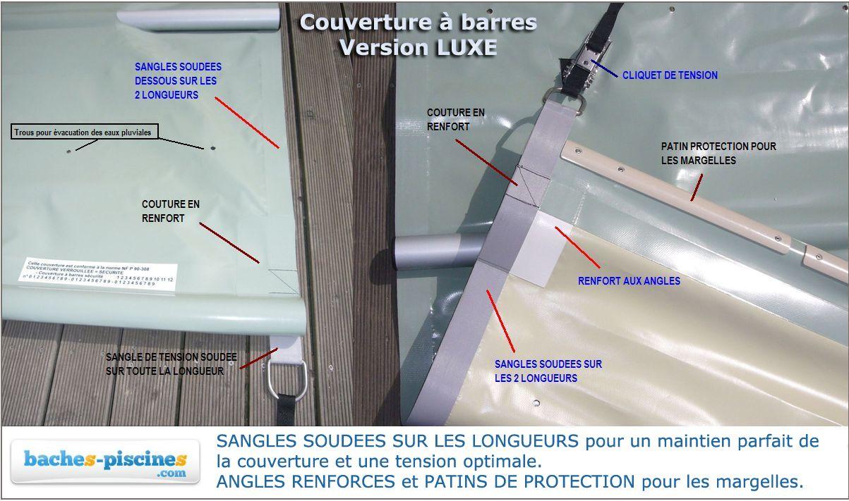 Enrouleur bache piscine electrique enrouleur motoris pour for Sangle pour enrouleur bache piscine