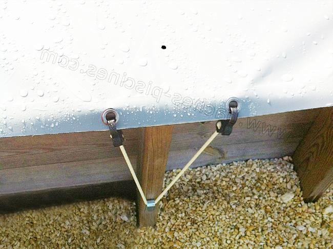 Sandow pour bache piscine elegant entretien de piscine for Bache piscine elastique