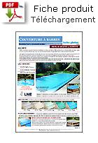 Descriptif couverture hiver piscine