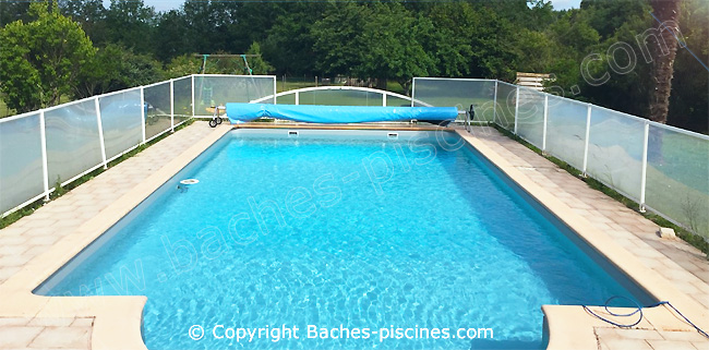 clotures piscines amovibles