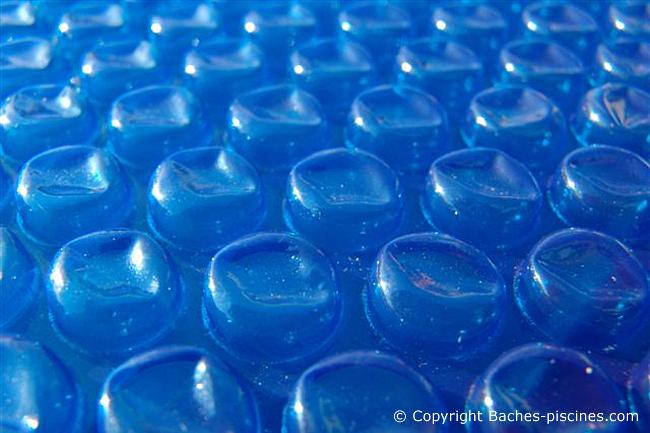 bache bulle bleu 400 micron