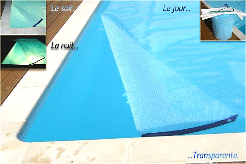 bulle bache piscine