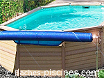 Enrouleurs piscine hors sols