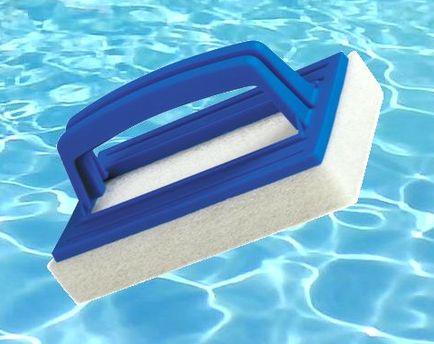 brosse liner ligne d'eau