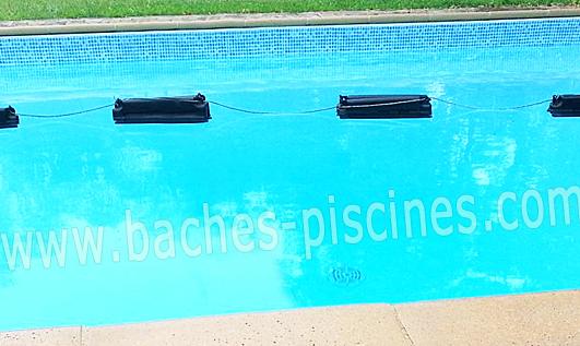 Flotteurs hivernage piscine