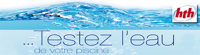 Trousse analyse chlore et ph for Produit piscine hth