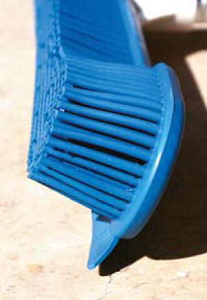 brosse de fond piscine resistante