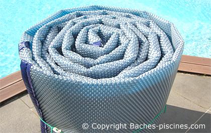 baches piscines t bulle de tailles standards baches. Black Bedroom Furniture Sets. Home Design Ideas