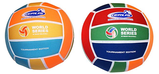 ballons de volley piscine
