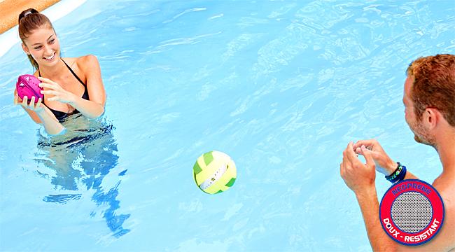 ballon piscine amaricain