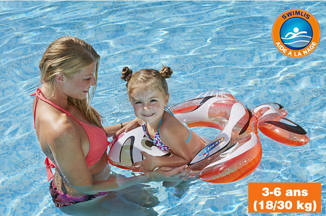 BOUEE enfant piscine gonflable