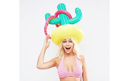 Jeu gonflable cactus pour petits et grands