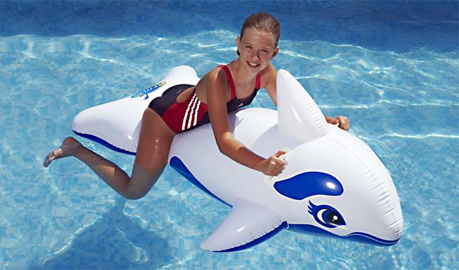 jeu flottant dauphin gonflable. Black Bedroom Furniture Sets. Home Design Ideas