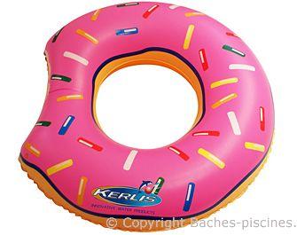 Donuts siège hamac pour pîscine et plage
