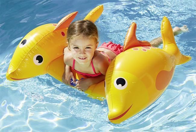 jeu enfant piscine gonflable