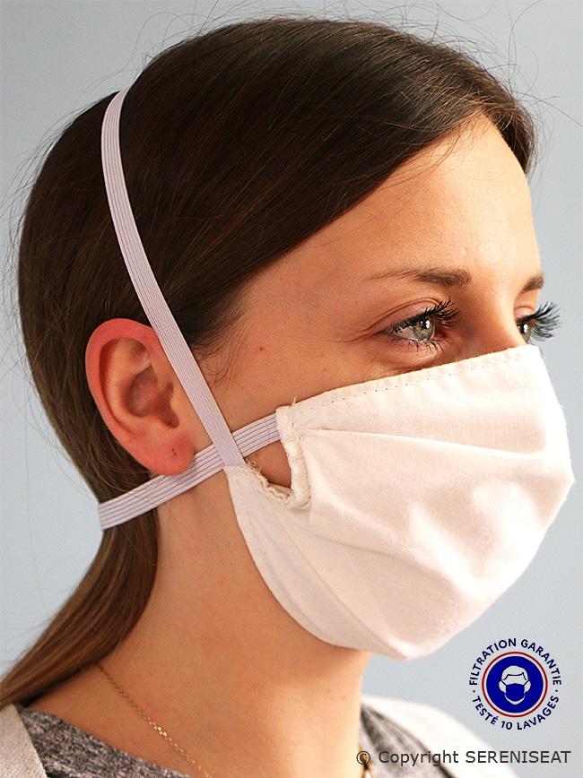 Masque tissu covid 19