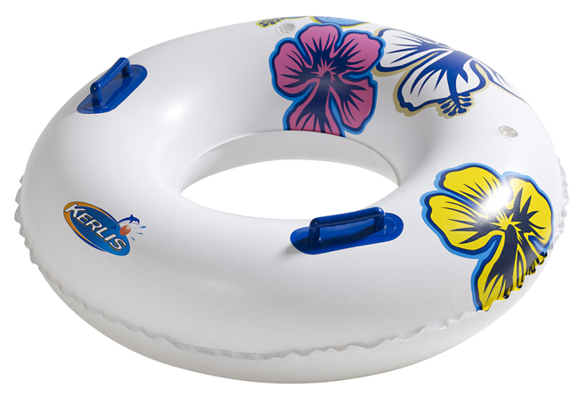 Matelas et si ge piscine et plage for Grosse piscine gonflable