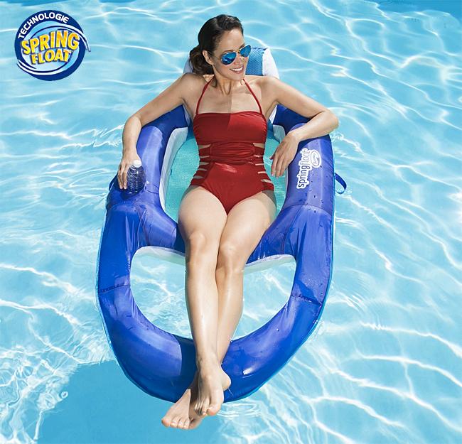 matelas piscine ultra confort
