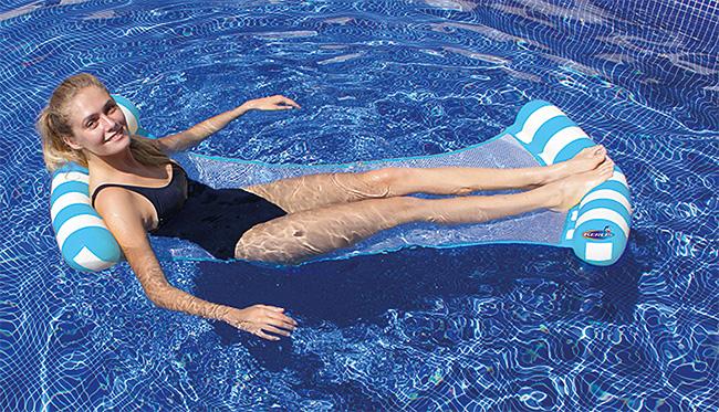Matelas hamac air piscine