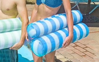 Matelas piscine hamac air