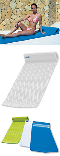 Matelas piscine mousse conceptions de maison for Tapis de piscine en mousse