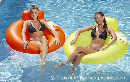 Fauteuils flottants et jeux pour Piscines - Baches-Piscines.com 41cc95600048