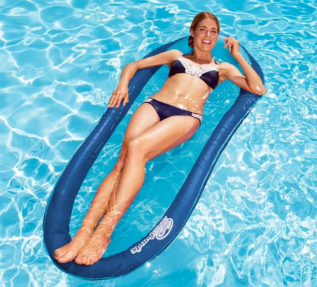 Matelas piscine kerlis super confort et doux