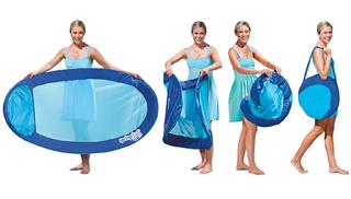 Matelas piscine pliable