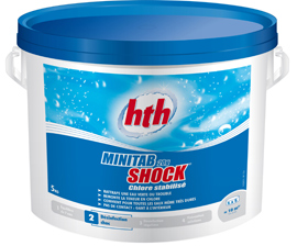 hth chlore choc