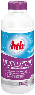 blackal shock hth