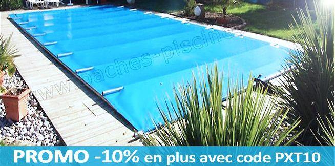 couverture a barre piscine
